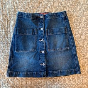 Lucky Brand Denim Skirt